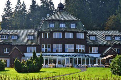 Harz - 4*Hotel Harzhaus - 6 Tage für 2 Personen inkl. Frühstück
