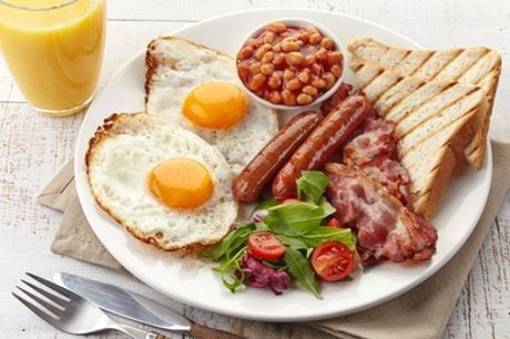 Breakfast for Up to Four at Linden House