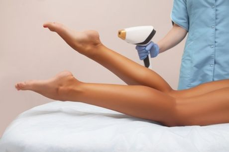 Three or Six Sessions Laser Hair Removal with Choice of Areas at Mayfair MediSpa