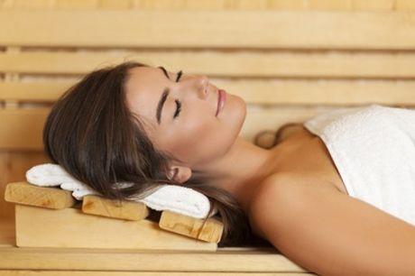 Sauna-arrangementen voor 2 personen bij Qbeauty in Almere