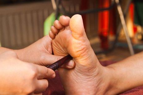 """Séance de réflexologie des pieds """"Thai"""" de 45 min à l'institut Belleza"""