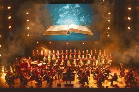 """2 Tickets für """"The Music of Harry Potter – Das magische Musik-Erlebnis"""" in 32 Städten (bis zu 34% sparen)"""