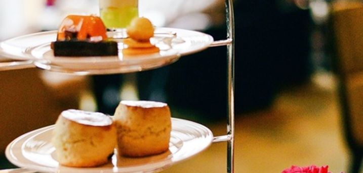Sparkling Afternoon Tea for Two or Four at Maes Manor
