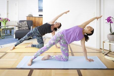1 o 3 meses de clases o pilates para 1 o 2 personas en Clínica Valero (hasta 68% de descuento)