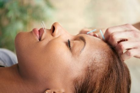 Acupuncture and Reflexology Session at Aneugene Health Centre