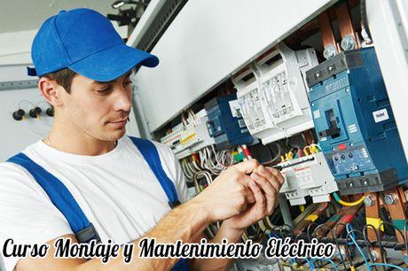 Curso Montaje y Mantenimiento Eléctrico para Certificado Profesionalidad (Redes Eléctricas de Baja Tensión y Alumbrado Exterior)