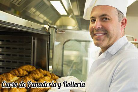 Curso de Panadería y Bollería para el Certificado de Profesionalidad