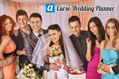 Curso Wedding Planner (Organizador de Bodas Profesional)