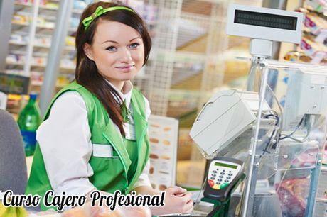 Curso Cajero Profesional para el Certificado de Profesionalidad