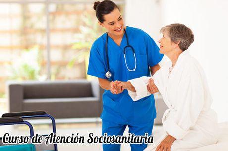 Curso de Atención Sociosanitaria para el Certificado de Profesionalidad