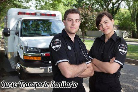 Curso Transporte Sanitario para el Certificado de Profesionalidad