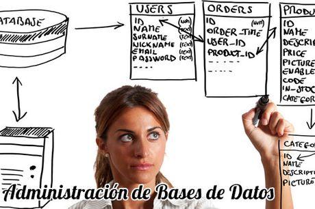 Curso de Administración de Bases de Datos para el Certificado de Profesionalidad