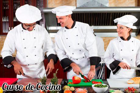 Curso de Cocina para el Certificado de Profesionalidad