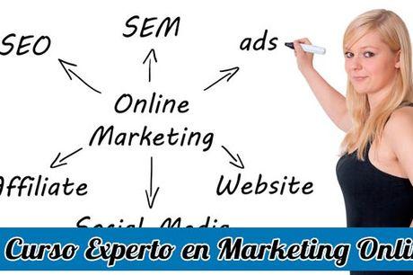 Curso Experto en Marketing Online y Community Manager