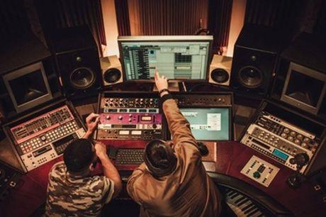 1, 2 ou 4h d'enregistrement en studio avec ingénieur du son avec New Time Song