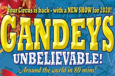 Gandeys Circus, Premium Circle, 11-13 September in Nottingham or 18-28 September in Liverpool (Up to 55% Off)
