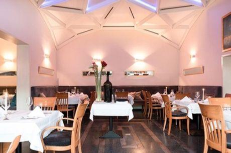 3-Gänge-Gourmet-Menü inkl. Amuse-Bouche und Aperitif für 1, 2 oder 4 Personen im Balthazar(29% sparen*)