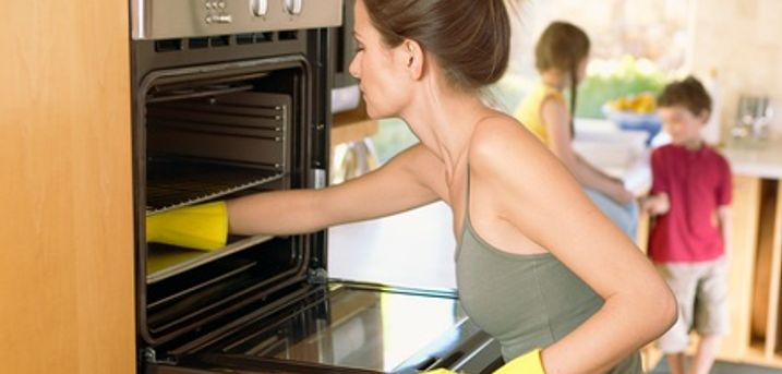 Single, Double, Range or Aga Oven Clean at Oven Support, Seven Locations