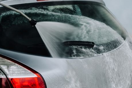 Un forfait pour nettoyer le véhicule (intérieur et/ou extérieur) au centre de lavage Detailcar