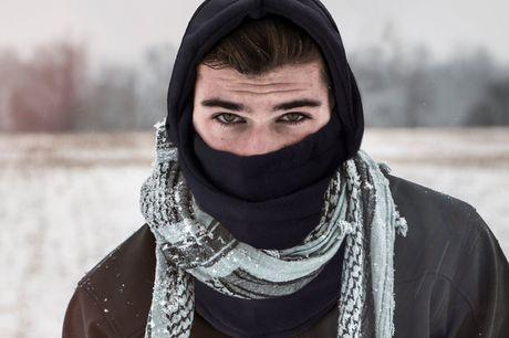6 in 1 Thermo Fleece Sturmhaube. Halte dein Gesicht, Hals und Kopf bei eisigen Fahrten warm. Riskiere nicht länger, dass dein Gesicht friert. Hergestellt aus weichem und bequemem Material, um deinen Kopf kuschelig und warm zu halten. Ideal für Radfahrer,