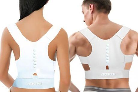1 o 2 correctores de espalda biomagnéticos unisex