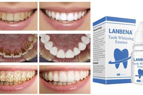 Tandblegnings produkt