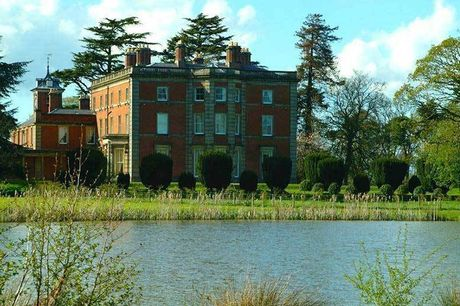 £99 (at Netley Hall Estate, Shropshire) for a two-night self-catered cottage stay and fishing break for two people, £139 for four people - save up to 51%
