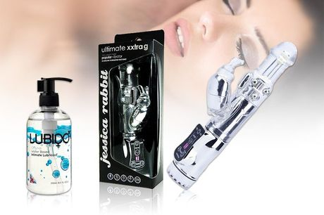 £19.99 (from Hello Pleasure) for a Loving Joy Jessica rabbit ultimate vibe or £21.99 for a vibe and lubricant