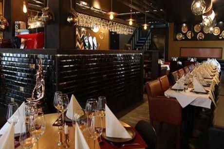 Spar 15% i aften: Autentisk indisk atmosfære i smukke lokaler og fantastisk mad i Lyngby.  Book hér og få rabat på hele regningen i aften!