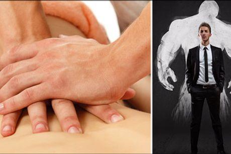 Se den skønne behandling her - Trænger du og din krop til ekstra forkælelse? Prøv en skøn Herkules-behandling hos KlinikBodywork til en værdi af kr. 400,-