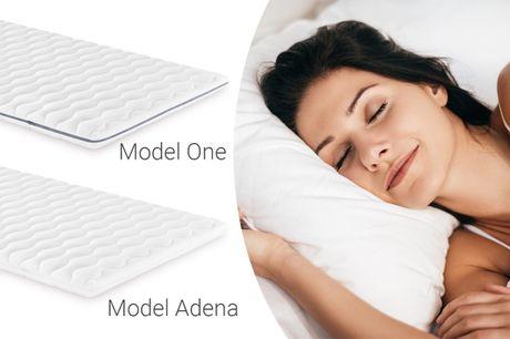 Med denne deal får du en super lækker og allergivenlig topmadras i høj kvalitet, der sikrer den gode nattesøvn - inkl. fri fragt