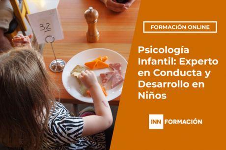 Curso Online en Psicolog�a Infantil: Experto en Conducta y Desarrollo en Ni�os