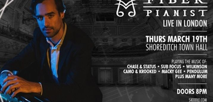The Fiber Pianist Live in London: Drum & Bass in Concert, 10 October 2020, London