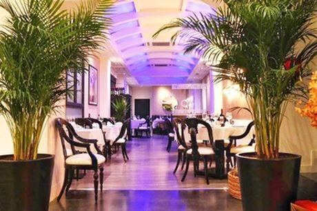 Menú con entrante, principal, postre y bebida en Tango Restaurante Madrid (hasta 51% de descuento)