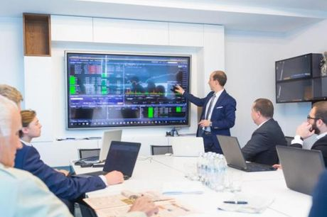 M�ster online en bolsa y trading de valores con simulador de br�ker