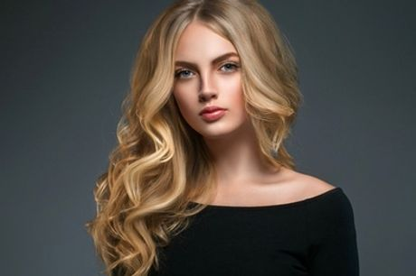 Wash, Cut and Blow-Dry with Optional Highlights or Ombre at House of Hair and Beauty