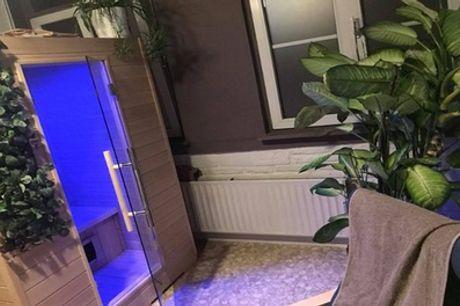 Hartje Brussel: 2 of 3 uur wellnessentree incl. welkomstcocktail voor 2 personen bij Duplex By Casa Sablon