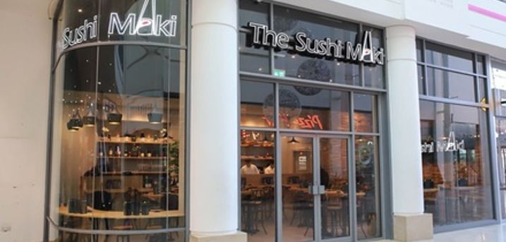 Two- or Three-Course Japanese Meal for Up to Four at The Sushi Maki