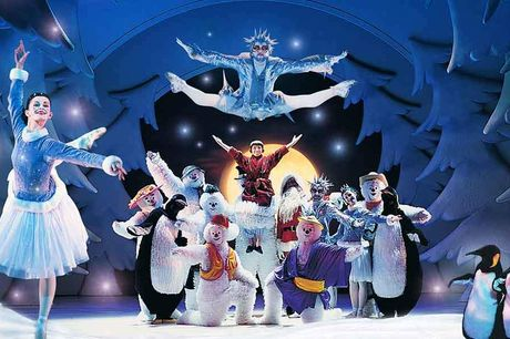 The Snowman at the Peacock Theatre this Christmas. Twinkling with festive spirit this stage show is now celebrating 22 consecutive years at The Peacock. The Snowman has transported a generation of children and their families into the wintery world of a bo