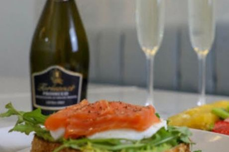 Bottomless Three-Course Brunch for Two or Four at The Village Tearoom