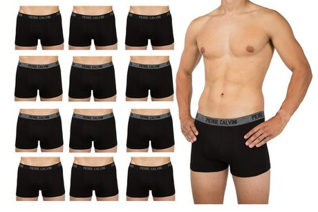 12x Pierre Calvini Trunk | Black