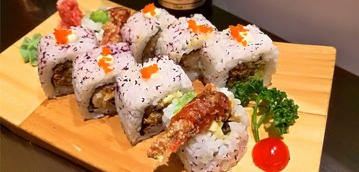 Three-Course Sushi Meal for Up to Four at Yes Sushi