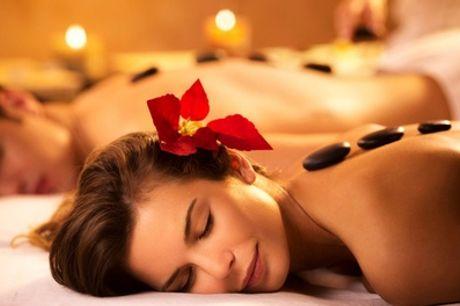 Soin, gommage, masque, modelage relaxant aux pierres chaudes ou aux huiles chez Chantal Marie soin de beauté