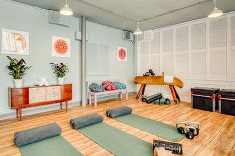 Up to Six Yoga Classes at Yoga Flow