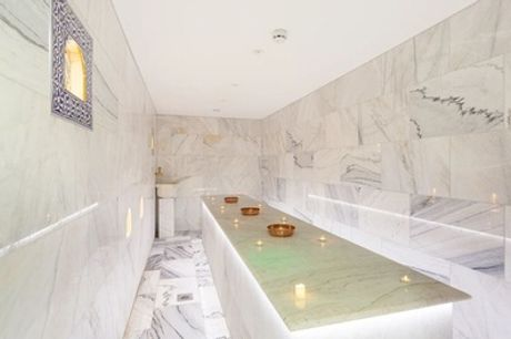 Traditional 90-Minute Turkish Hammam for One or Two at Gisoo