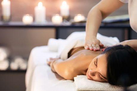 Fino a 5 massaggi Total body, al Centro Yoga Samadhi (sconto fino a 80%)