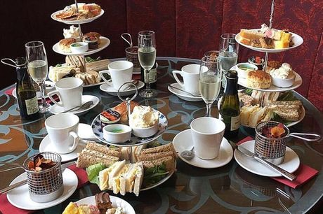 £13.95 instead of £19.90 for afternoon tea for two people with 'unlimited' tea or coffee, or £16.95 to include a glass of sparkling wine each at Reeds Restaurant, Mexborough - save up to 30%