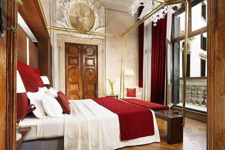 Italia Venezia - Palazzo Giovanelli & Grand Canal 4*S a partire da € 60,00. Palazzo storico 4*S con vista nel cuore di Venezia