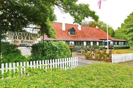 Weekendophold på The Cottage på Sydhavsøerne inkl. 3-retters middag