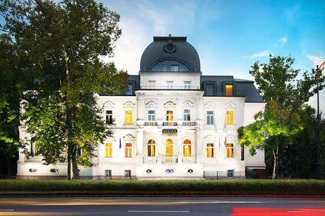 Hungría Budapest - Mirage Medic Hotel 4* desde 38,00 €. Exclusividad y elegancia junto a la Plaza de los Héroes